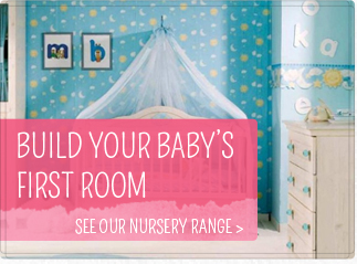 build you baby first room