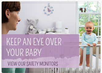 keep an eye over your baby