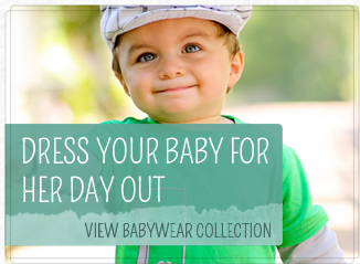 dress your baby for her day out