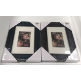 "12 PCS PHOTO FRAME ITEM No. YP178R 8""X10""/5X7"""