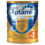 Aptamil Gold+ 1 Infant Formula 0-6 Months 900g