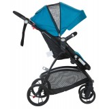 SAFETY 1ST VISTO 4 WHEEL STROLLER Blue