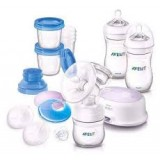 AVENT NATURAL BREAST FEEDING MADE EASY SET