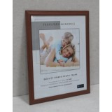 "PHOTO FRAME 16X20"" Walnut 566S"
