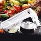 Slicer with 5 interchangeable blades