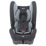 BABYLOVE COSMIC II CAR SEAT BLACK GREY