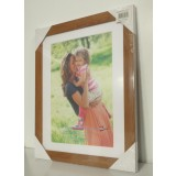 "PHOTO FRAME Window 11""X14"" matt for A4 photo"