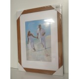 "PHOTO FRAME Window A3 matt for 8X12""photo"