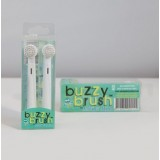 Jack N' Jill Buzzy Brush Replacement Heads (2pk) x8