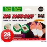 Mudoku Detox Foot Pads