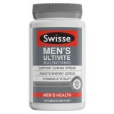 Swisse Men's Ultivite Multi-Vitamin Tab X 120
