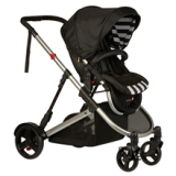 SAFETY 1ST ENVY STROLLER BOLD BLACK