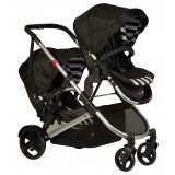 SAFETY 1ST ENVY STROLLER WITH TANDEM SEAT