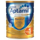 Aptamil Gold+ 1 Infant Formula 0-6 Months 900g