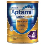 Aptamil Gold+  BABY FORMULA STEP 4 Junior Nutritional Supplement From 2 years 900g